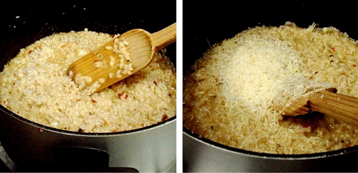 Risotto for home cooks
