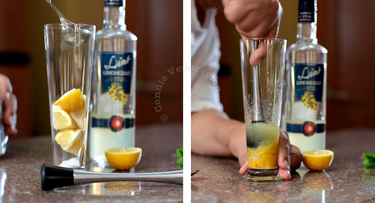 How to use a cocktail muddler