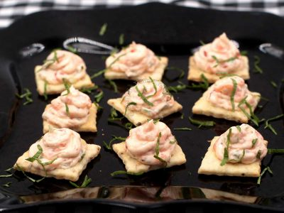 Smoked Salmon and Cream Cheese Dip / Spread
